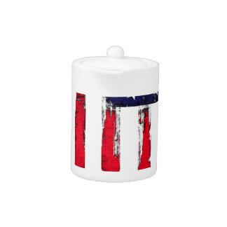 American Patriotic Grunge flag