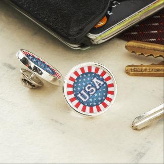 American Patriotic Lapel Pin