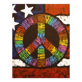 American Peace Letterhead