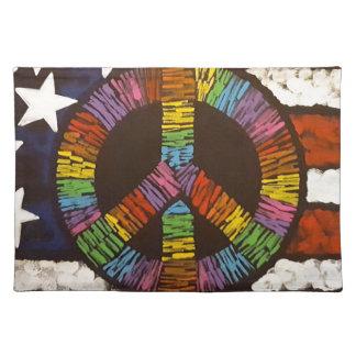 American Peace Place Mat