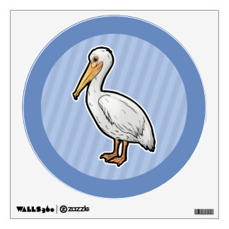 American Pelican Wall Decal