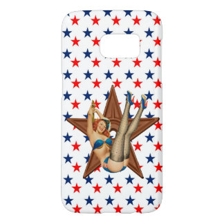 American pinup star samsung galaxy s7 case