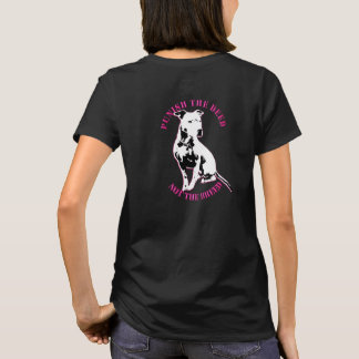 American Pit Bull - Punish the Deed not the Breed T-Shirt