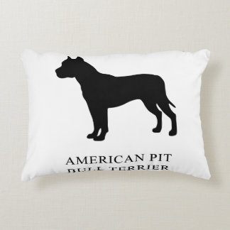 American Pit Bull Terrier Accent Pillow