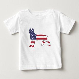 American Pit Bull Terrier Baby T-Shirt