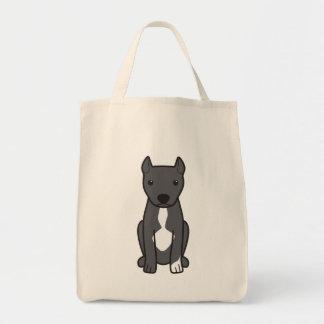 American Pit Bull Terrier (Cropped Ears)