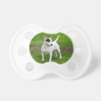 American Pit Bull Terrier Dog Baby Pacifier