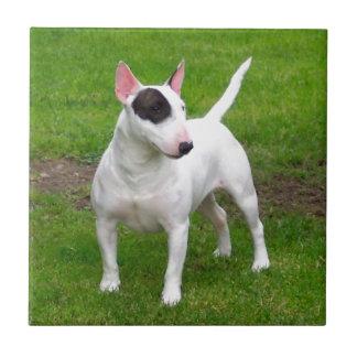 American Pit Bull Terrier Dog Ceramic Tile
