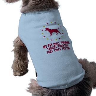 American Pit Bull Terrier Doggie Tee Shirt