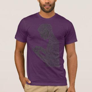 American Prayer T-Shirt (eggplant)