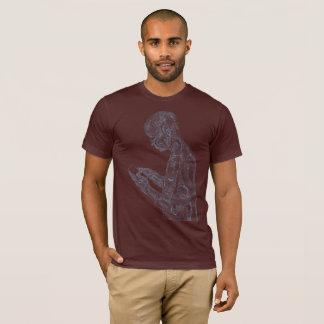 American Prayer (truffle w/ baby) T-Shirt