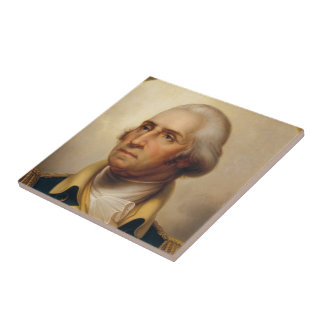 American President: George Washington Tile