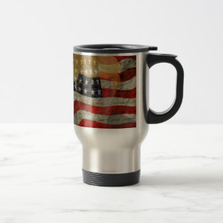 American president travel mug