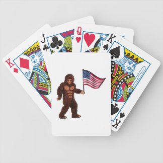 American Pride Bicycle Playing Cards