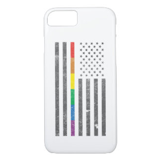 American Pride Flag iPhone & Samsung Case