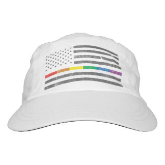 American Pride Flag Performance Hat