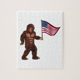 American Pride Jigsaw Puzzle