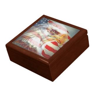 American Pride Keepsake Box