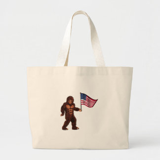 American Pride Large Tote Bag