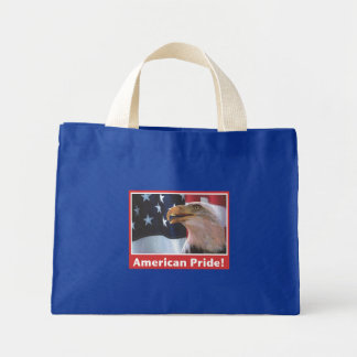 AMERICAN PRIDE! MINI TOTE BAG