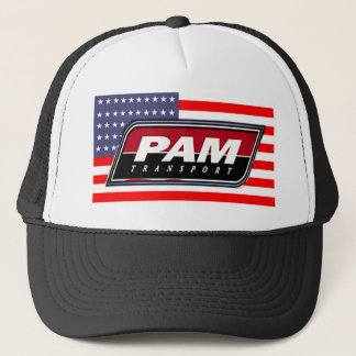 American Pride PAM Transport Trucker Hat