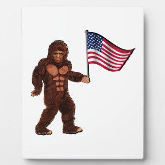 American Pride Plaque