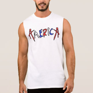 American Pride Sleeveless Shirt