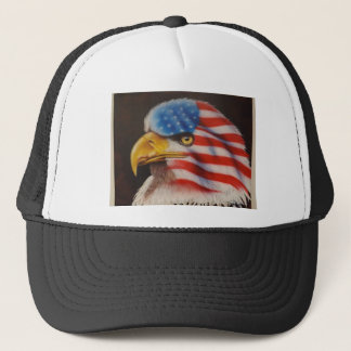American Pride Trucker Hat