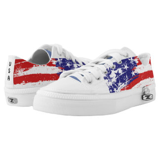 American Pride - USA Low-Top Sneakers