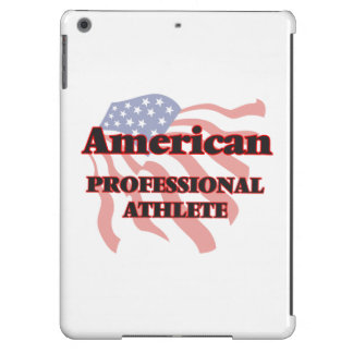 American Professional Athlete iPad Air Covers