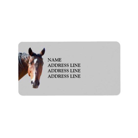 American Quarter Horse - Western Return Address
