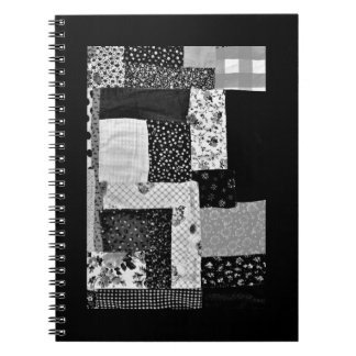 American Quilt Spiral Notebook
