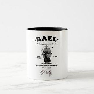 American Rael coffee cup