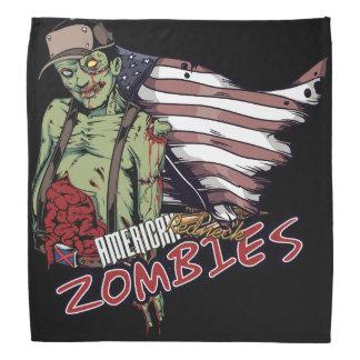 American Redneck Zombies Bandana