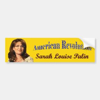 American Revolution Bumper Sticker