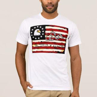 American Revolutionary Flag! T-Shirt