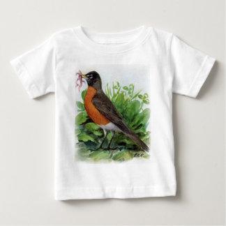 American Robin Baby T-Shirt