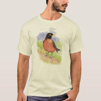 American Robin Bird T - Shirt