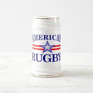 American Rugby (jbrugby beer steins) Beer Stein