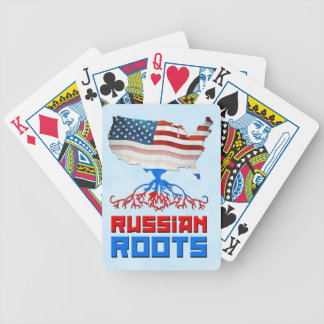 American Russian Roots Card Deck