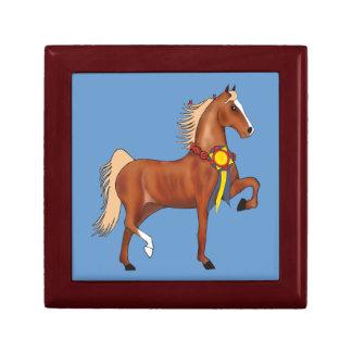 American Saddlebred Champion Jewelry Box