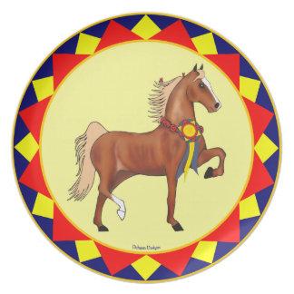 American Saddlebred Champion Plate