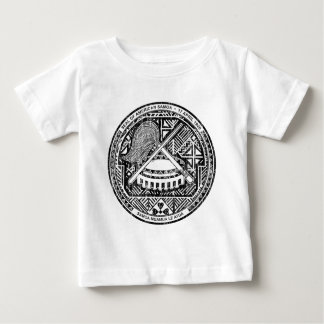American Samoa Coat Of Arms Baby T-Shirt