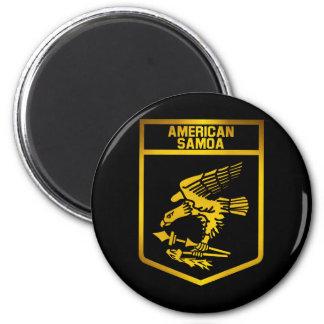 American Samoa Emblem Magnet