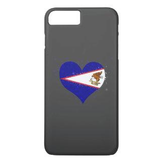 American Samoa Flag Shining Beautiful iPhone 8 Plus/7 Plus Case