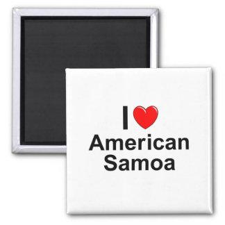 American Samoa Magnet