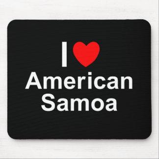 American Samoa Mouse Pad