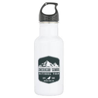 American Samoa National Park 532 Ml Water Bottle