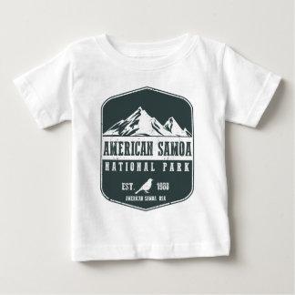 American Samoa National Park Baby T-Shirt