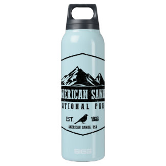 American Samoa National Park Insulated Water Bottle